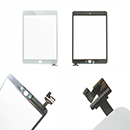Touch Screen Vetro IC Colore Bianco